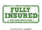 Full public & employment liability insurance